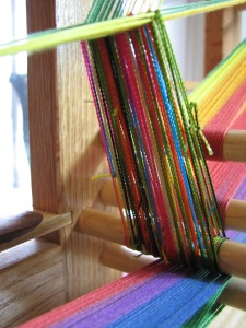 Inkle heddles