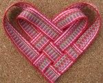 Inkle Woven Heart