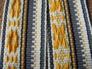 (Pattern 2) Left: band front Right:  band back