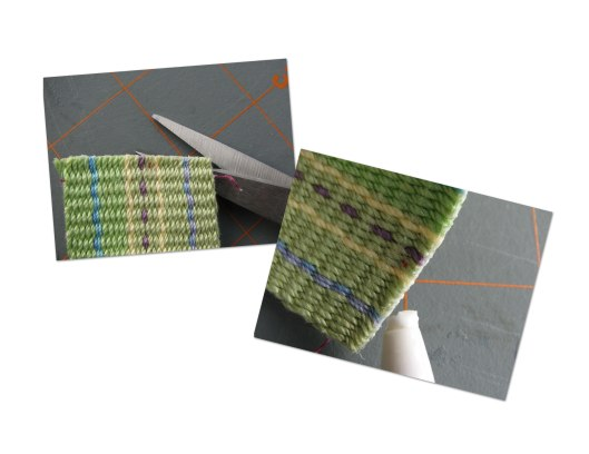Inkle band basket tutorial step 9.2