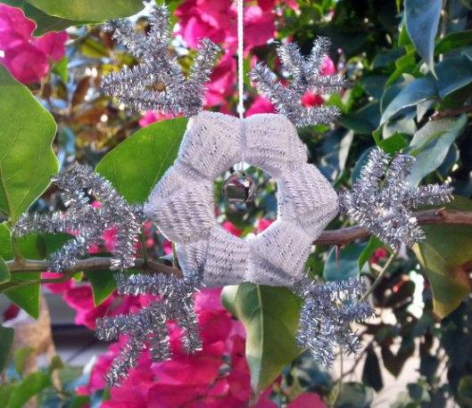 inkledpink.com tutorial snowflake ornament