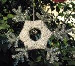 inkledpink.com tutorial snowflake ornament2